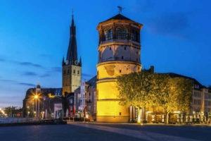 Junggesellenabschied Düsseldorf Altstadt