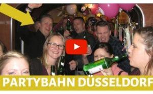Partybahn Düsseldorf Altstadt